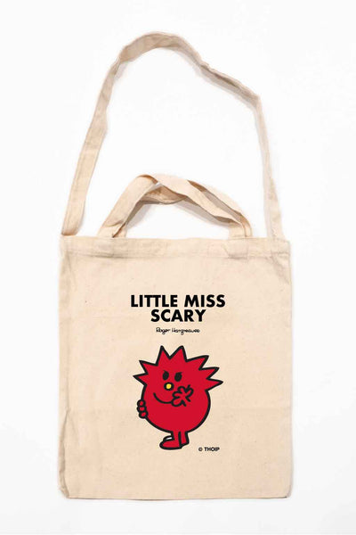 LITTLE MISS SCARY PERSONALISED TOTE BAG