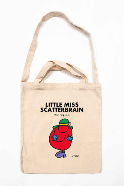 LITTLE MISS SCATTERBRAIN PERSONALISED TOTE BAG