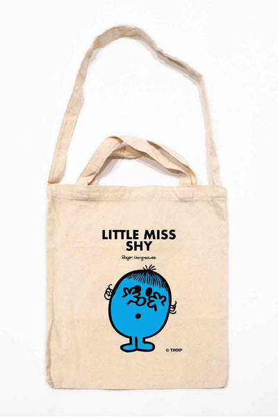 LITTLE MISS SHY PERSONALISED TOTE BAG