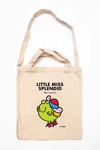LITTLE MISS SPLENDID PERSONALISED TOTE BAG