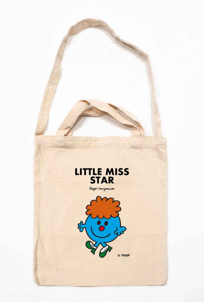 LITTLE MISS STAR PERSONALISED TOTE BAG