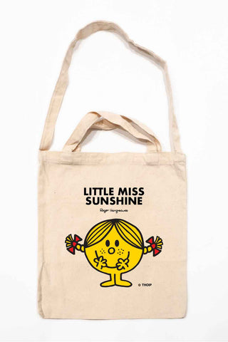 LITTLE MISS SUNSHINE PERSONALISED TOTE BAG
