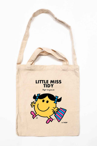 LITTLE MISS TIDY PERSONALISED TOTE BAG