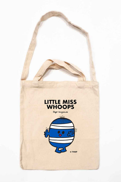 LITTLE MISS WHOOPS PERSONALISED TOTE BAG
