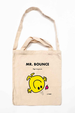 MR. BOUNCE PERSONALISED TOTE BAG