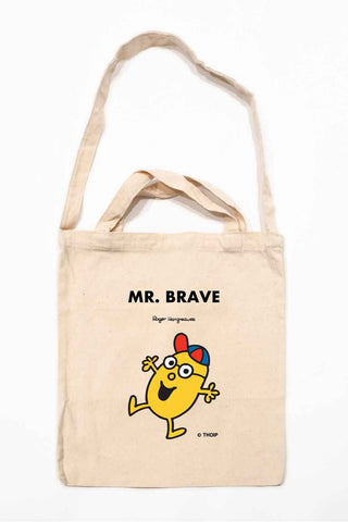 MR. BRAVE PERSONALISED TOTE BAG