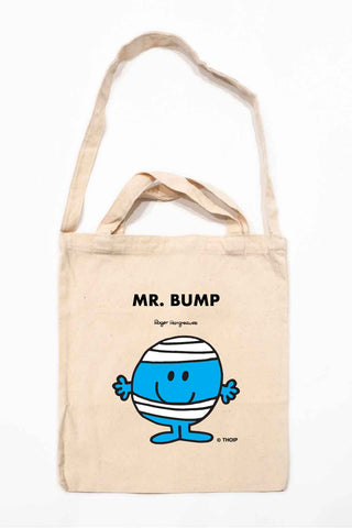 MR. BUMP PERSONALISED TOTE BAG