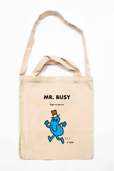 MR. BUSY PERSONALISED TOTE BAG
