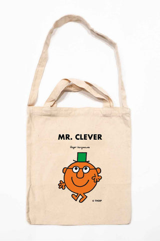 MR. CLEVER PERSONALISED PERSONALISED TOTE BAG