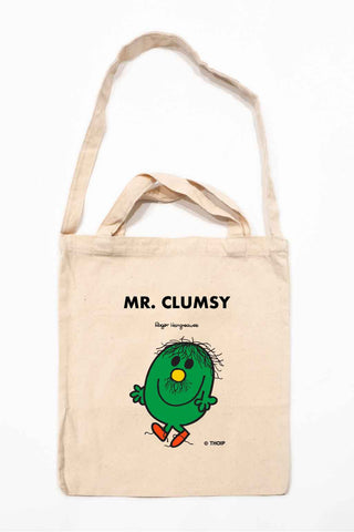 MR. CLUMSY PERSONALISED TOTE BAG
