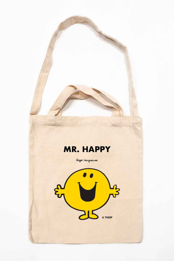 MR. HAPPY PERSONALISED TOTE BAG