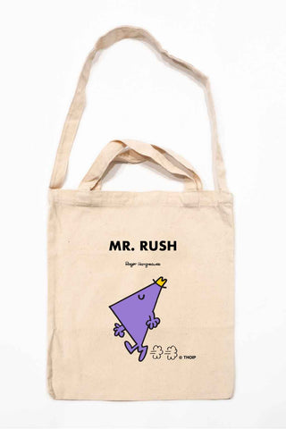 MR. RUSH PERSONALISED TOTE  BAG