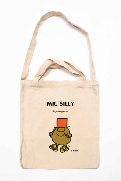 MR. SILLY PERSONALISED TOTE BAG