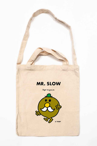 MR. SLOW PERSONALISED TOTE BAG