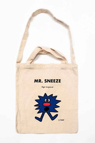MR. SNEEZE PERSONALISED TOTE BAG