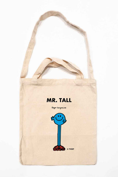 MR. TALL PERSONALISED TOTE BAG