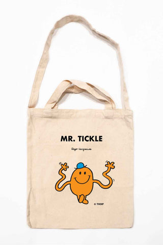 MR. TICKLE PERSONALISED TOTE BAG