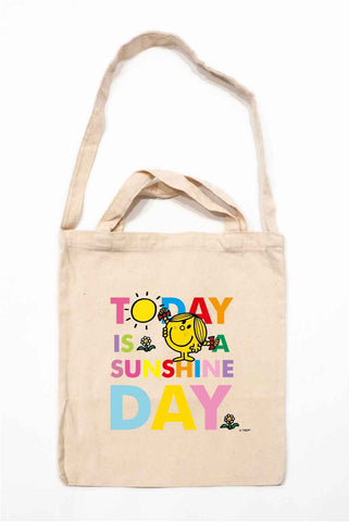 TODAY IS A SUNNY DAY TOTE BAG