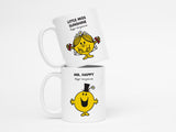MR. HAPPY WEDDING PERSONALISED MUG