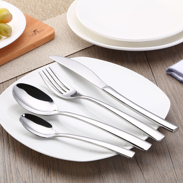 24 pcs High-grade Flatware Set