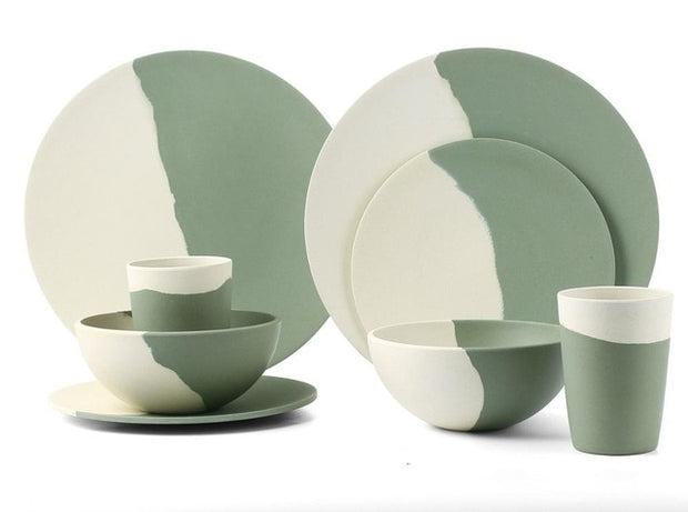 Bamboo Dinner Tableware