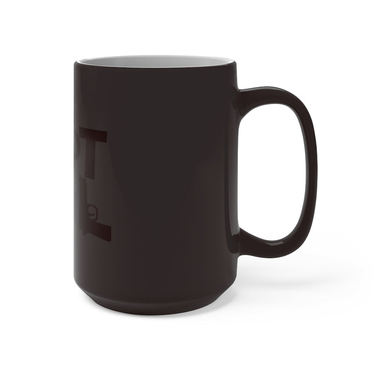 Root of All Evil Color Changing Mug