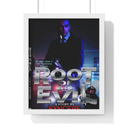 The Root Book Cover Premium Framed Vertical Poster