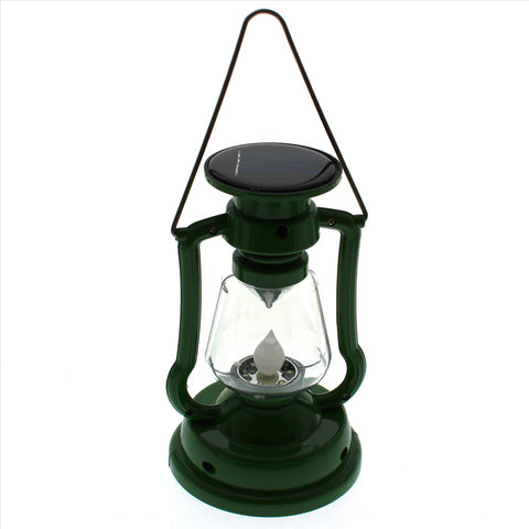 Solar Hurricane Light - Green