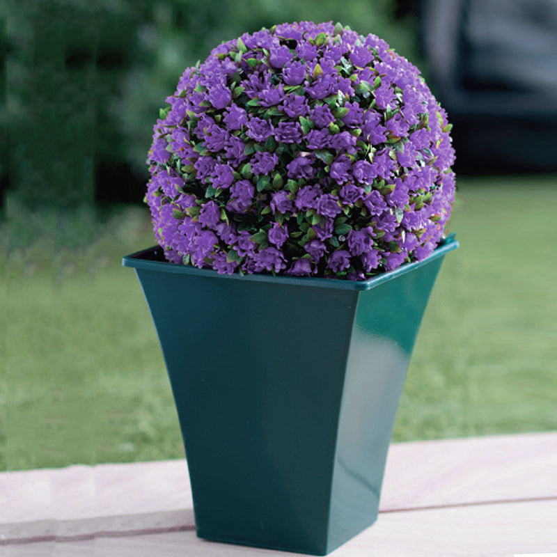 Solar Topiary Coloured Balls PURPLE
