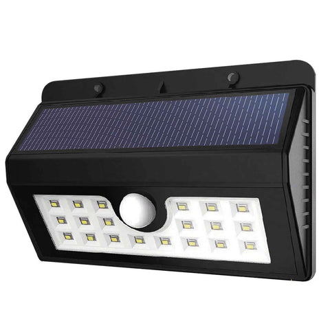 20 LED PIR Motion Sensor Solar Light