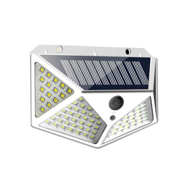 LED Solar Light  With PIR Motion Sensor