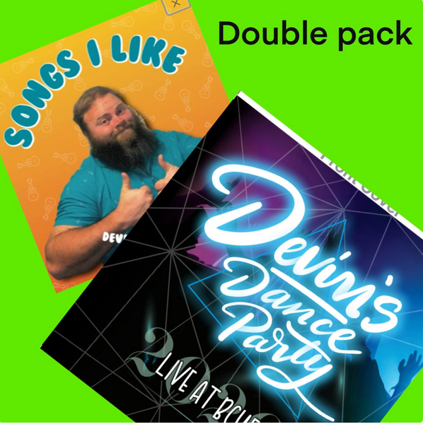 CD DOUBLE PACK