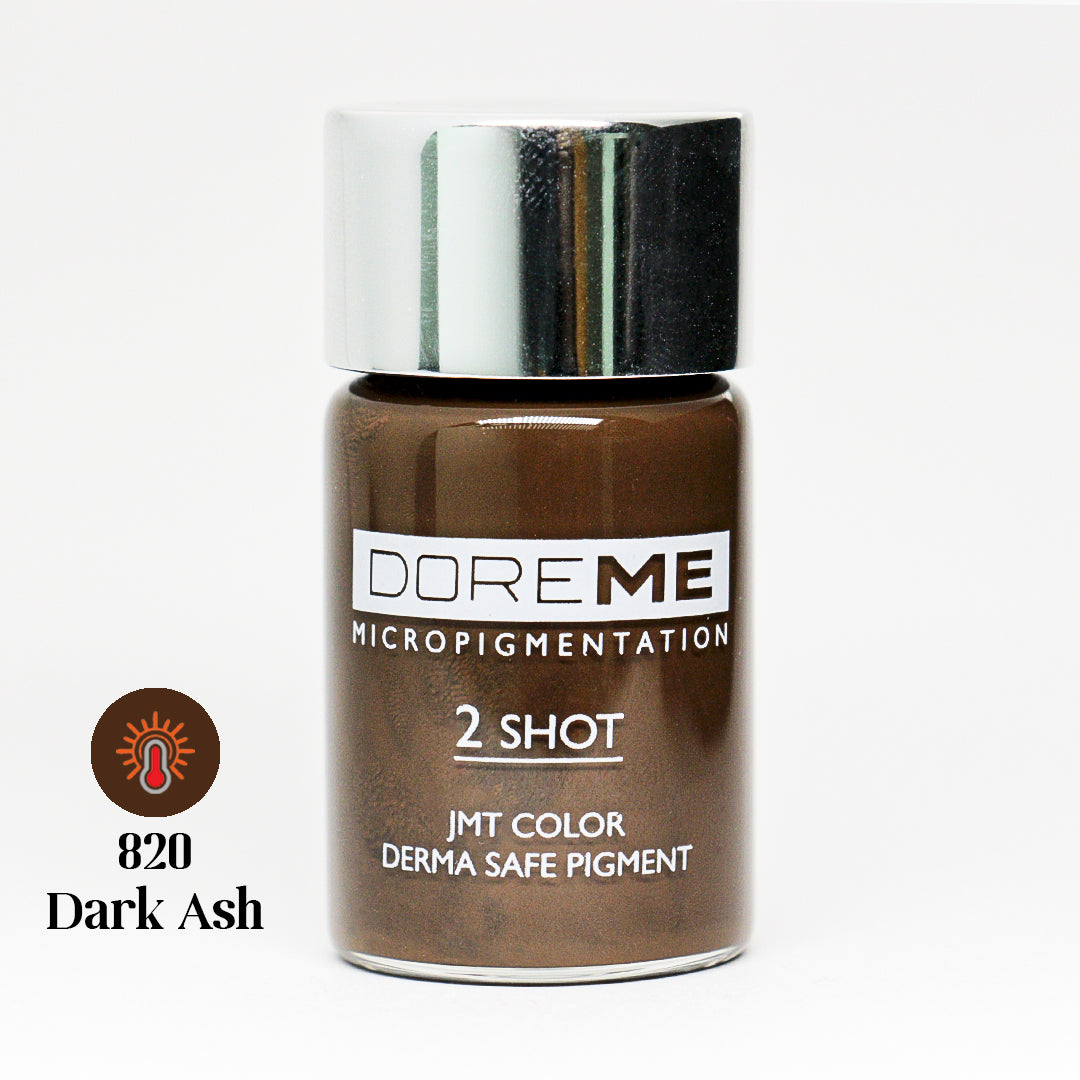 DOREME 2 SHOT Dark Ash