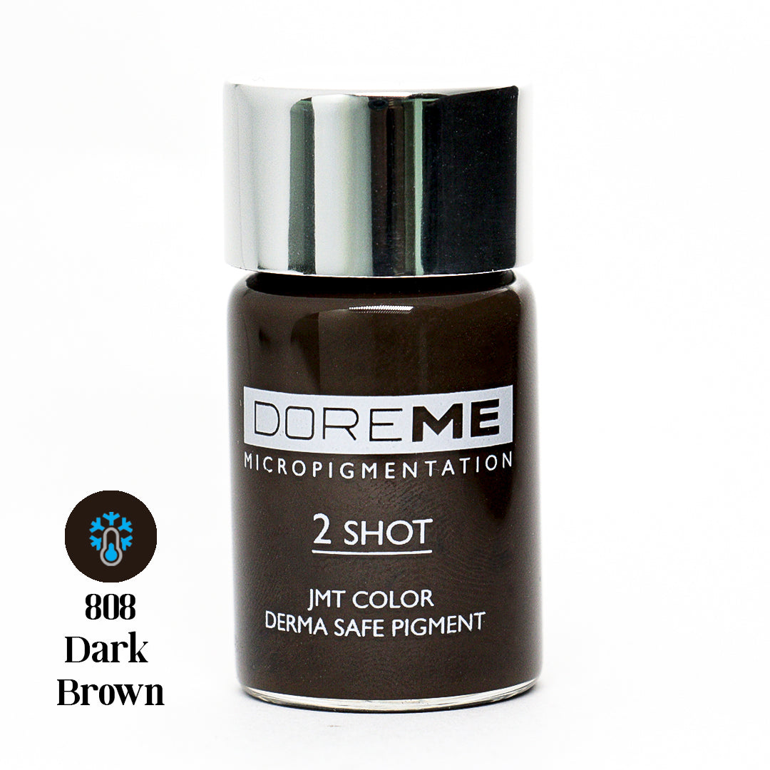 DOREME 2 SHOT Dark Brown