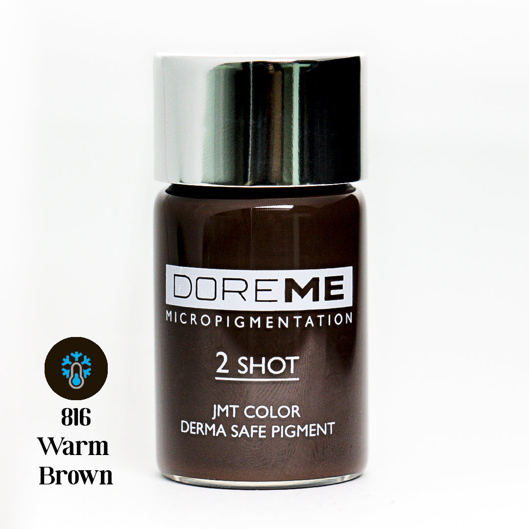 DOREME 2 SHOT Warm Brown