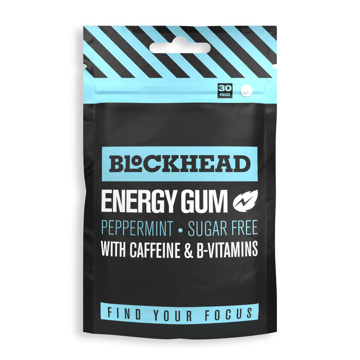 Energy Gum 30 piece pouch