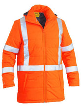 Load image into Gallery viewer, Bisley TTMC-W X-Taped Hivis Puffer Jacket