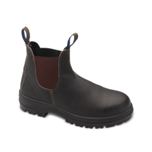 Load image into Gallery viewer, Blundstone 140 Slip-on Leather Safety Boots