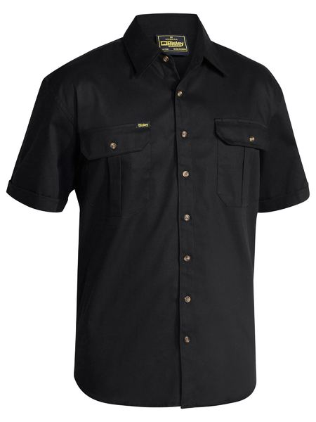 Bisley S/S Original Cotton Drill Shirt