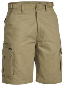 EOL Bisley 8 Pocket Mens Cargo Shorts