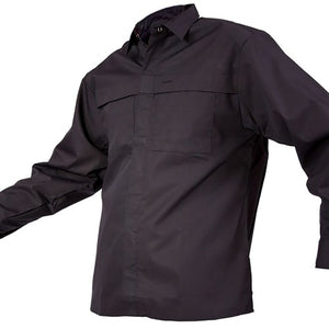 Workzone Plain Long-Sleeve Shirt