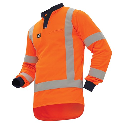 Arcguard Inheratex Flame Retardant TTMC-W Polo