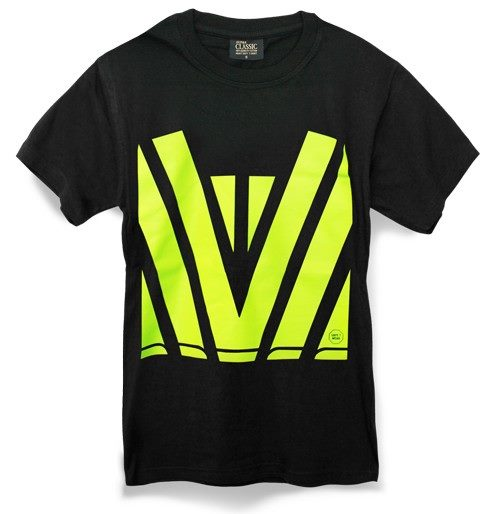 Hivis Forestry Tee