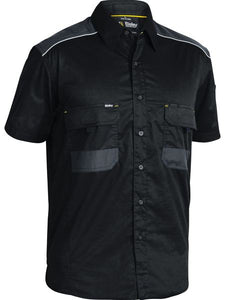 Flex & Move Mechanical Stretch S/S Shirt