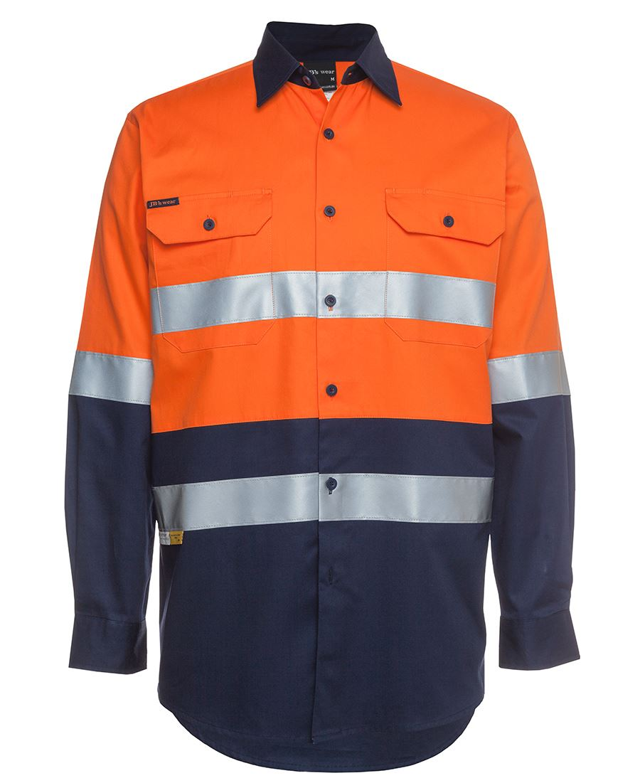 JBs Day/Night Long-Sleeve Drill Shirt