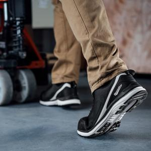 Blundstone Safety Jogger -Black/White