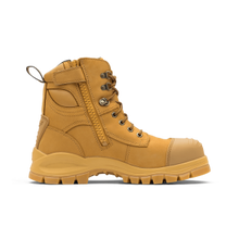 Load image into Gallery viewer, Blundstone 992 Wheat Leather Zip-Sider Boots