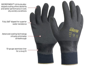 Activegrip 503 Fully Dipped Nitrile Gloves