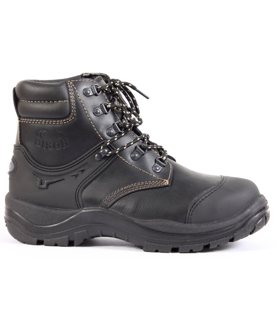 Mohican Lace-up Boots END OF LINE