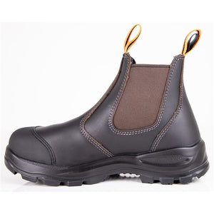 Bison Delta Slip on Safety Boot